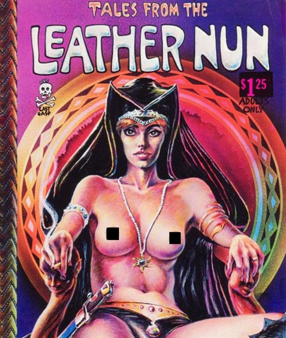 Tales from the Leather Nun