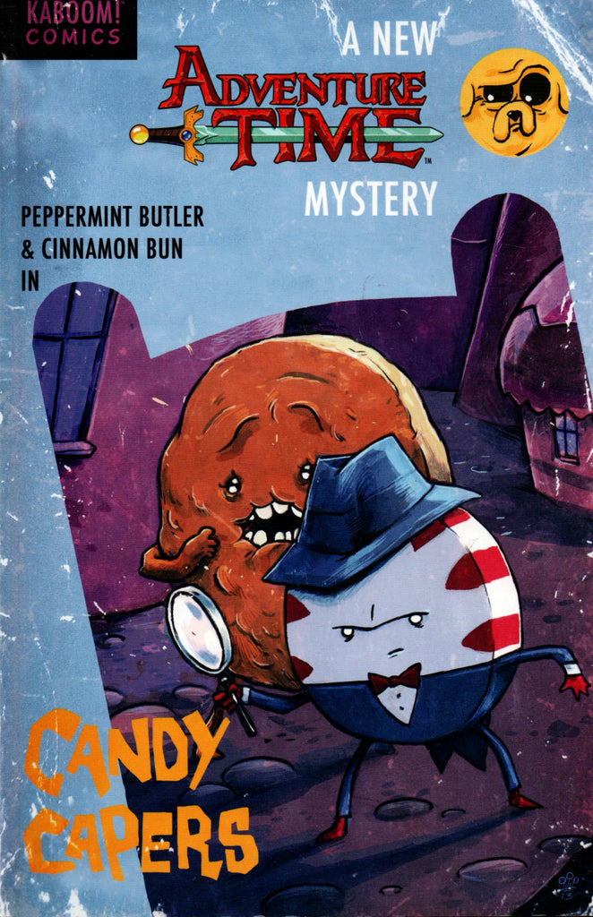 Adventuretime Mystery: Candy Capers