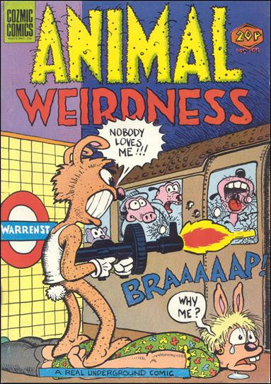 Animal Weirdness