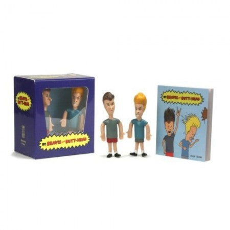 Beavis and Butthead (Mega Mini Book)