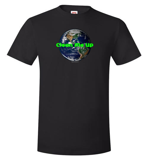 Earth: Clean Me Up Value T-Shirt