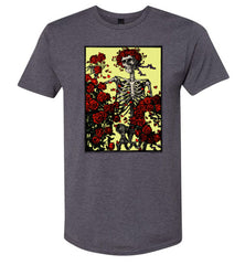 Bertha Skull and Roses T-Shirt