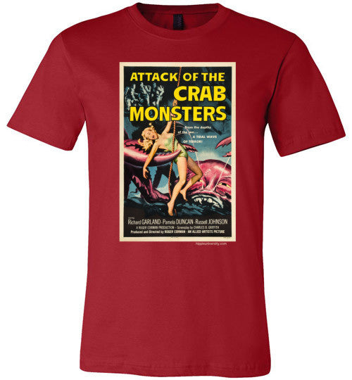 Attack of the Crab Monsters Premium T-Shirt