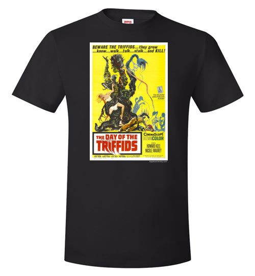 The Day of the Triffids Value T-Shirt