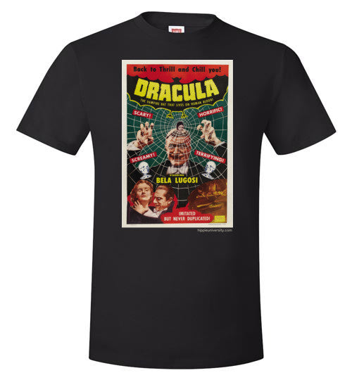 Dracula Movie Poster Value T-Shirt