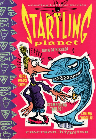 STARTLING PLANET AMAZING BUT TRUE STORIES