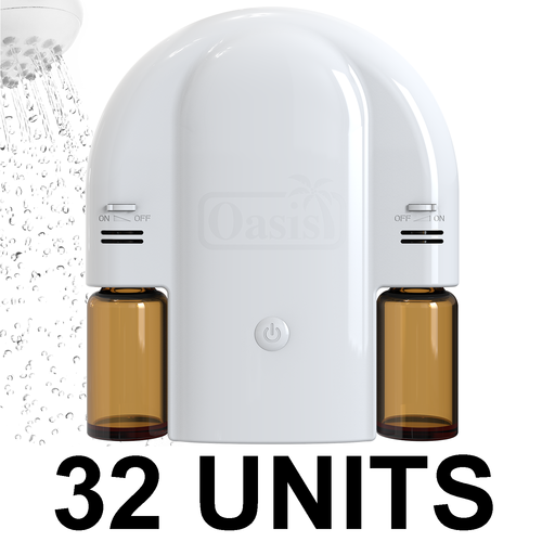 32 Shower Diffusers® <br>50% OFF RETAIL