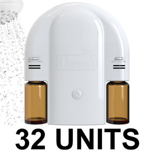 32 Shower Diffusers® <br>45% OFF RETAIL