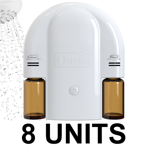 8 Shower Diffusers®<br>40% OFF RETAIL