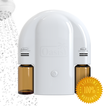 essential oil shower diffuser