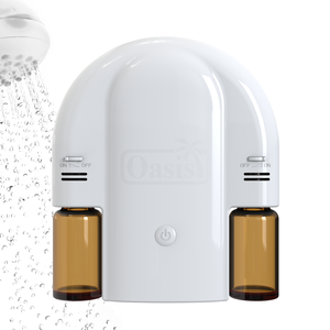Oasis Shower Waterproof Essential Oil Diffuser
