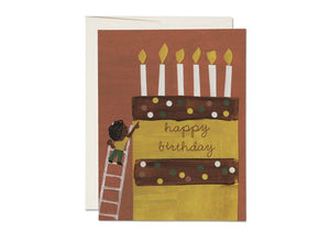 Cake Ladder Card