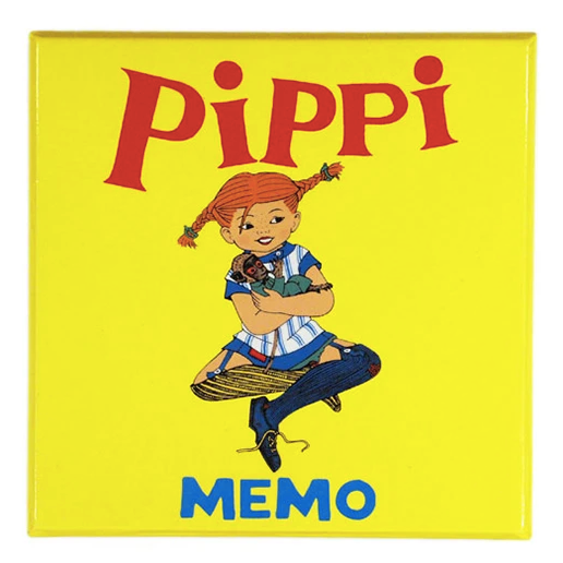 Pipi Longstocking Memory Game