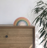 Sabo Wooden Rainbow Pastel (LAST ONE)
