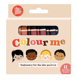 Colour Me Kids Crayons