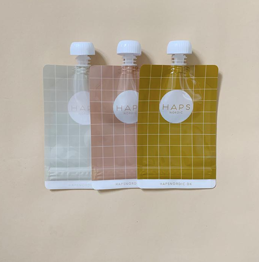 Haps Nordic Reuabsle Smoothie Bags