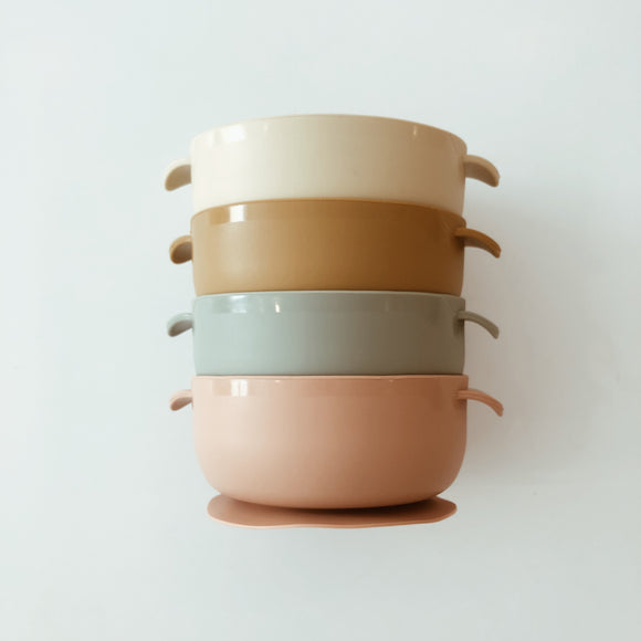 Silcone Bowls (4 colors)