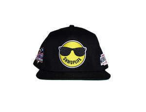 SHMOPLIFE  SNAPBACK (BLACK)  HATS - SHMOPLIFE GEAR