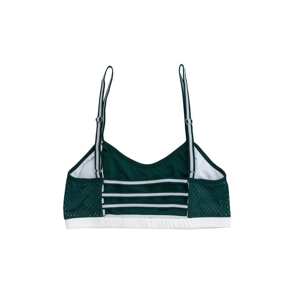 Michigan State MSU Sporty Bralette