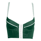 Michigan State Cheer Top - lo + jo, LLC