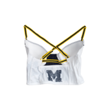 University of Michigan Cheer Top