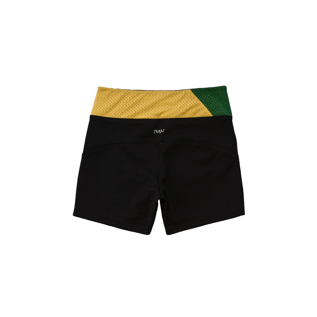 Colorado State Yoga Shorts - lo + jo, LLC