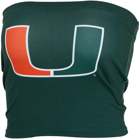 University of Miami Tube Top