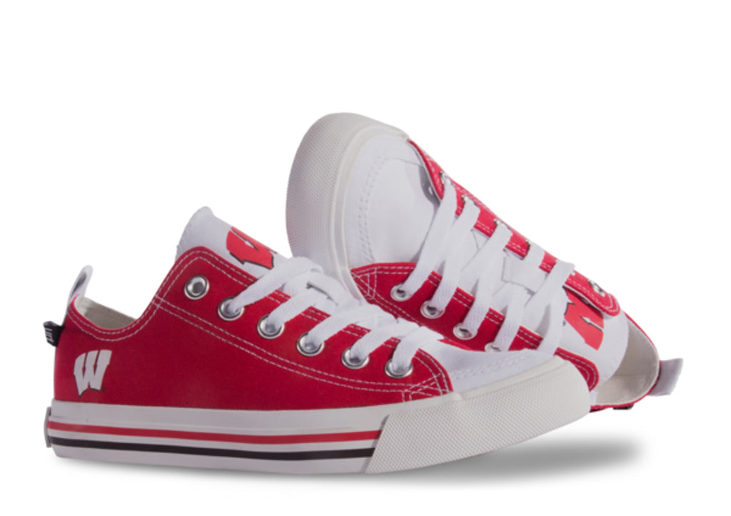 Wisconsin Low Top Sneakers