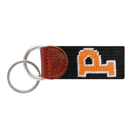 Princeton Needlepoint Key Fob