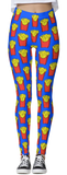 French Fries Leggings - lo + jo, LLC