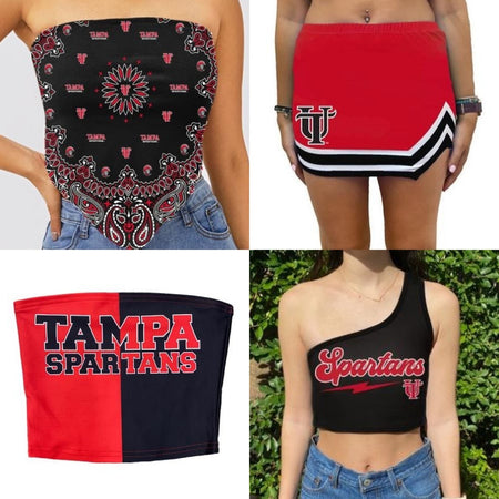 Tampa Spartans Tailgate Top Bundle