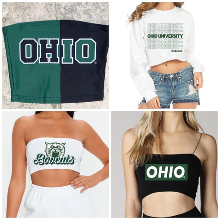 Ohio Bobcats Tailgate Top Bundle