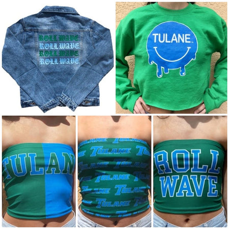 Deluxe Tulane Tailgate Bundle