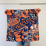 Syracuse Bandana Top