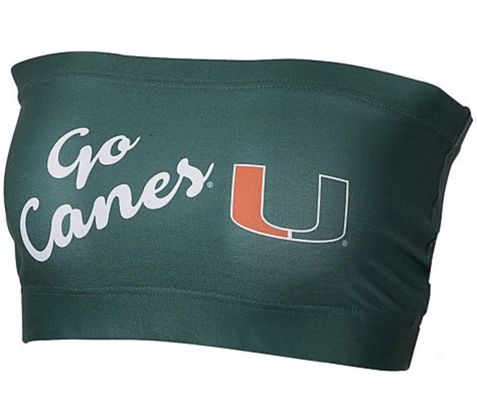 University of Miami Bandeau