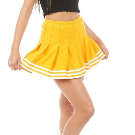 Yellow Tailgate Skirt