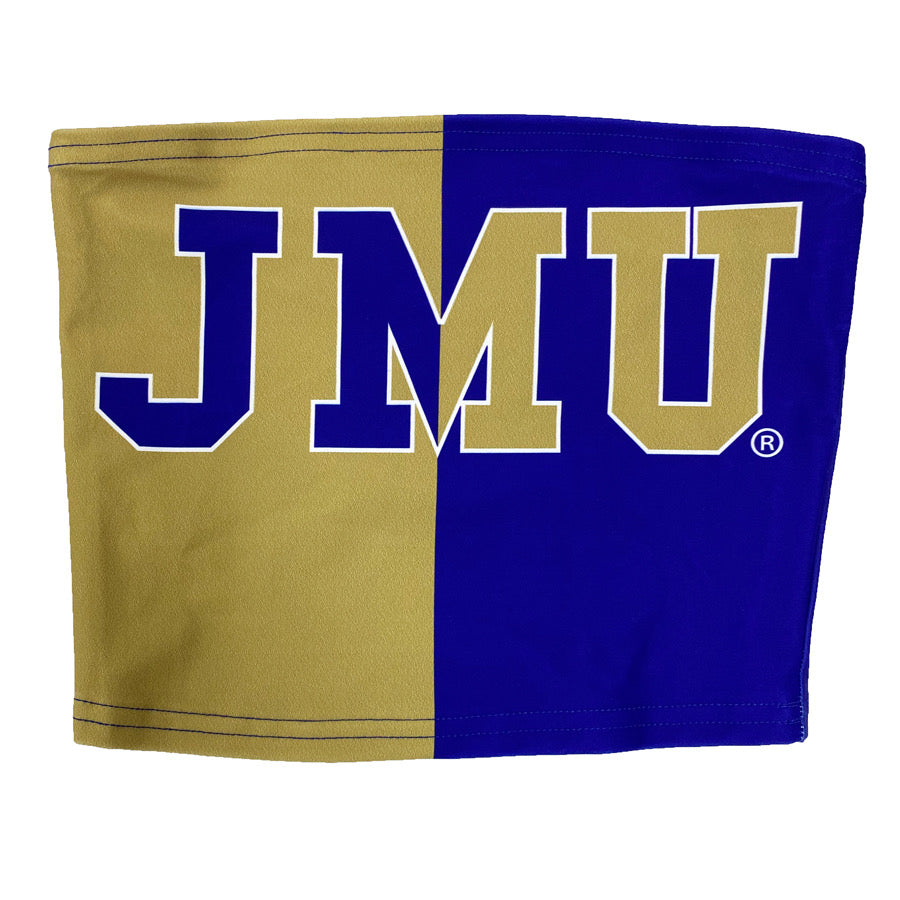 JMU Two Tone Tube Top