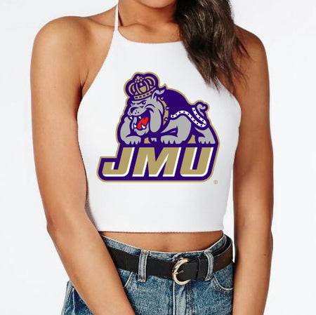 JMU Halter Top
