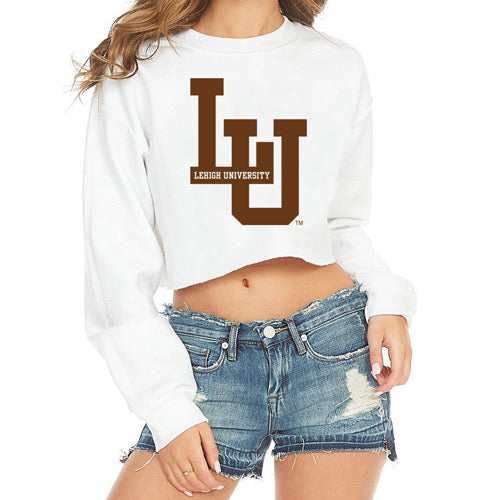 Lehigh Cropped Sweatshirt