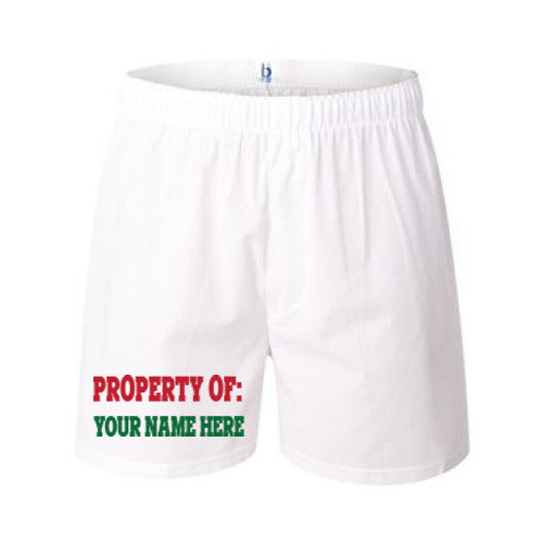 Property Of Boxers - Personalize!