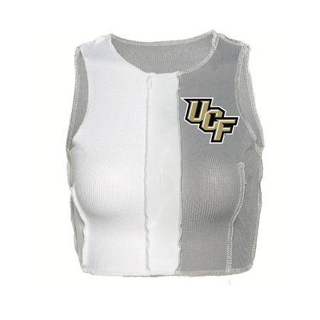 UCF Knights Color Block Tank Top