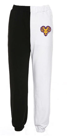 West Chester University Two Tone Sweatpants