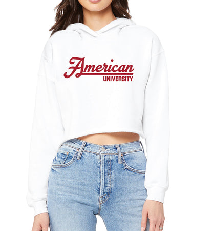 American University Fleece Hoodie