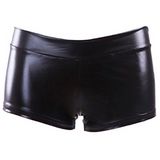 Metallic Spandex Shorts