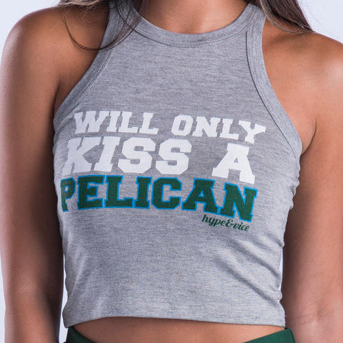 Tulane Will Only Kiss A Pelican Top