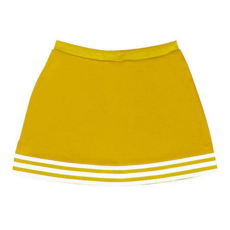 Yellow A-Line Tailgate Skirt