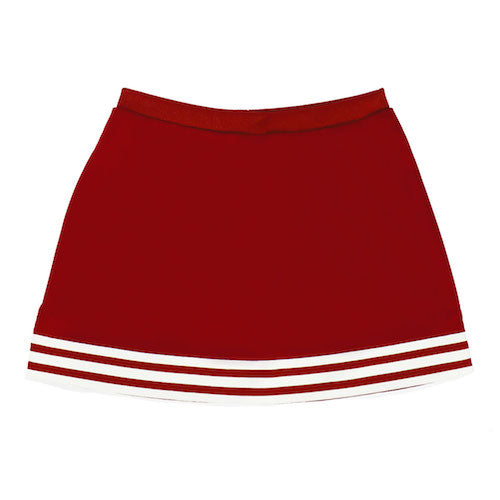 Red A-Line Tailgate Skirt