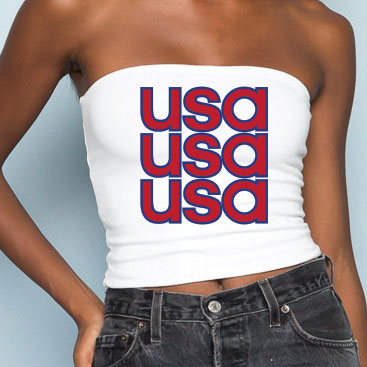 USA Tube Top