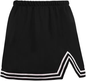 Black & White V-Cut Tailgate Skirt - lo + jo, LLC