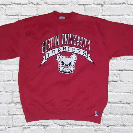 Vintage Boston University Sweatshirt
